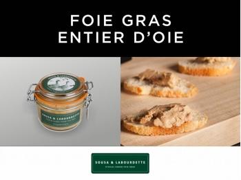 Foie Gras d'Oca - Sousa & Labourdette