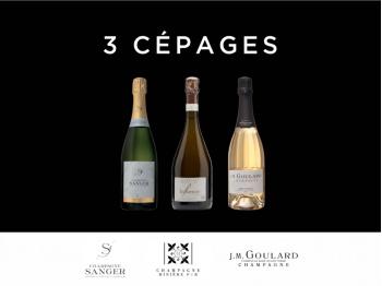 3 Cépages