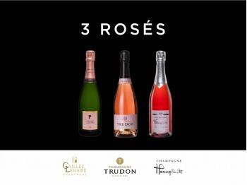 3 Rosés